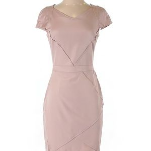 Reiss casual light pink dress, size 4